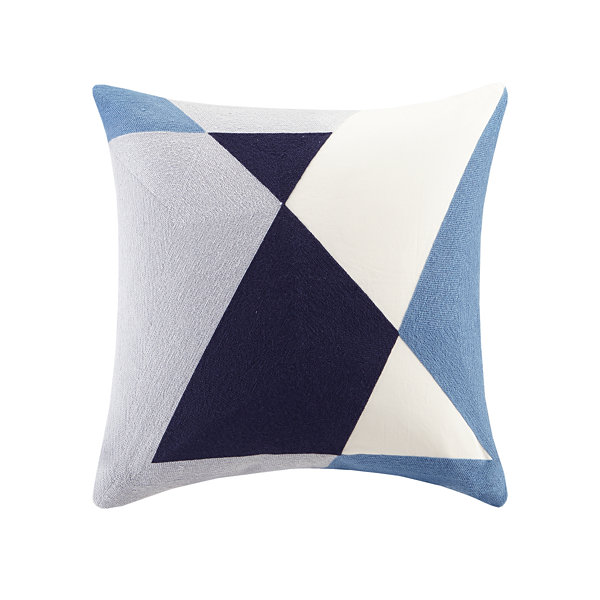 INK+IVY Square Throw Pillow