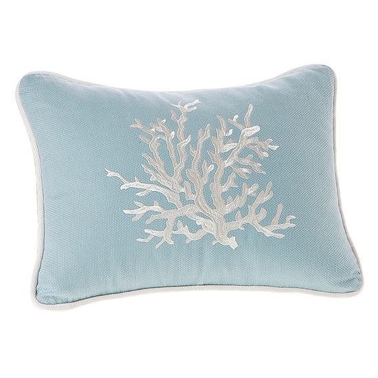 Harbor House Coastline Oblong Throw Pillow