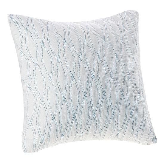 Harbor House Coastline Square Throw Pillow
