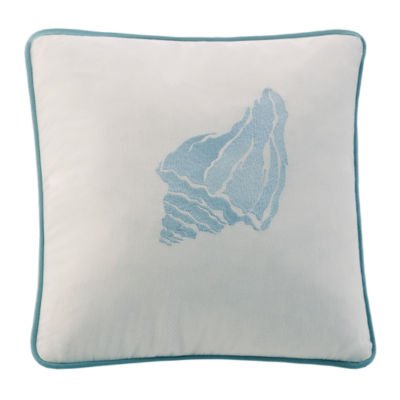 Harbor House Coastline Square Throw Pillow
