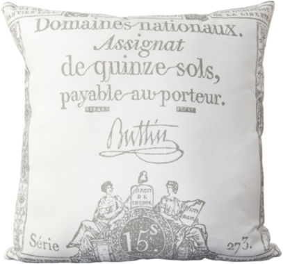 Decor 140 Signant Square Throw Pillow