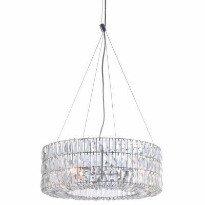 Zuo Modern Jena Chrome Ceiling Lamp