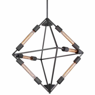Zuo Modern Union Rust Ceiling Lamp