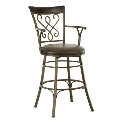 Carter Upholstered Bar Stool