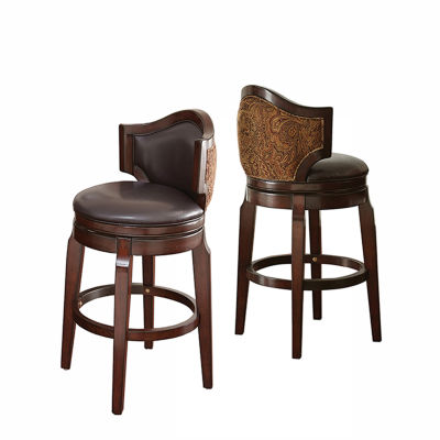 Judah 2-pc. Upholstered Bar Stool