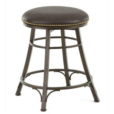 Tipton Counter Height Upholstered Bar Stool