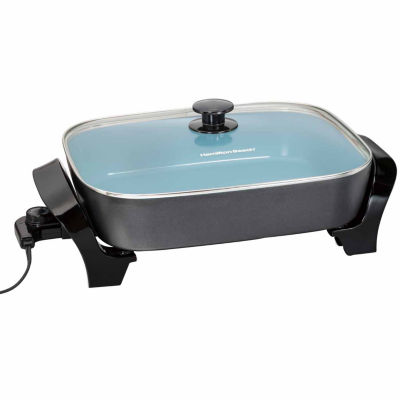 Hamilton Beach® Deep Dish Ceramic Skillet
