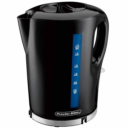 Proctor-Silex® 7-Cup Cordless Electric Kettle