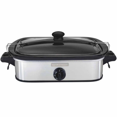 Hamilton Beach 3 1/2 Qt Slow Cooker
