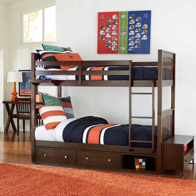 Bedroom Possibilities Bunk Bed With Storage