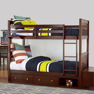 Bedroom Possibilities Bunk Bed With Storage