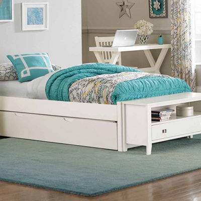 Possibilities Platform Bed with Trundle