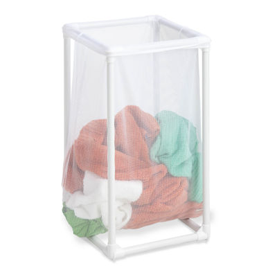 Honey-Can-Do® One-Bag Mesh Hamper