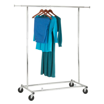 Honey-Can-Do® Collapsible Garment Rack