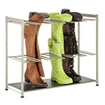 Honey-Can-Do® 6-Pair Boot Rack