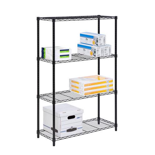 Honey-Can-Do® 4-Tier Shelving Unit