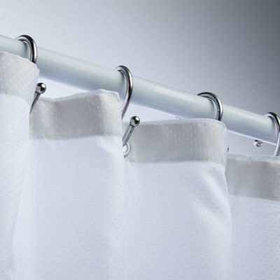 Honey-Can-Do BTH-03293 Fabric Shower Curtain Liner