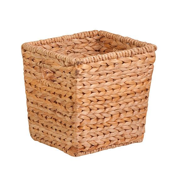 Honey-Can-Do® Medium Water Hyacinth Basket