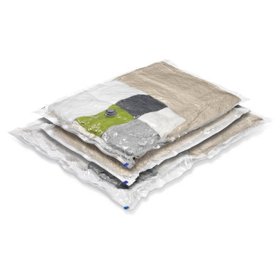 Honey-Can-Do® 3-Pack Vacuum-Sealed Super Storage Bags
