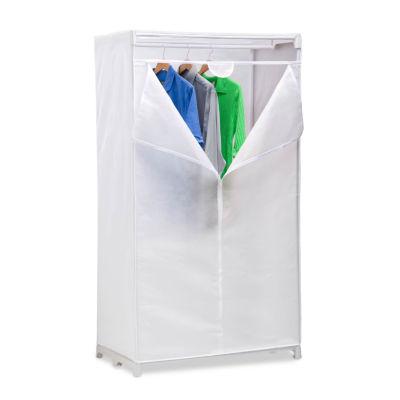 Honey-Can-Do® Wardrobe and Storage Closet