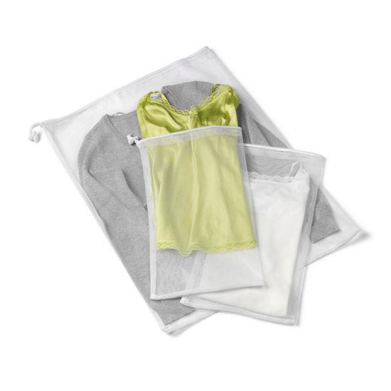 Honey-Can-Do 6-Piece Mesh Laundry Bag Set