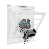 Honey-Can-Do Single-Wall Mounted Drying Rack Deals