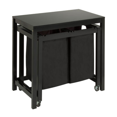 Honey-Can-Do® Folding Table and Sorter
