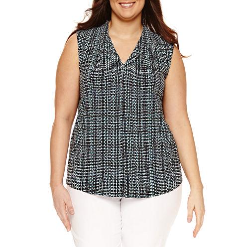 Liz Claiborne Knit Tank Top