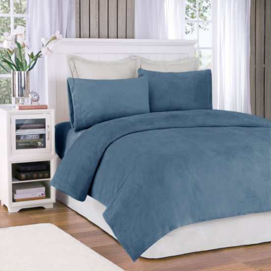 True North by Sleep Philosophy Fleece Sheet Set