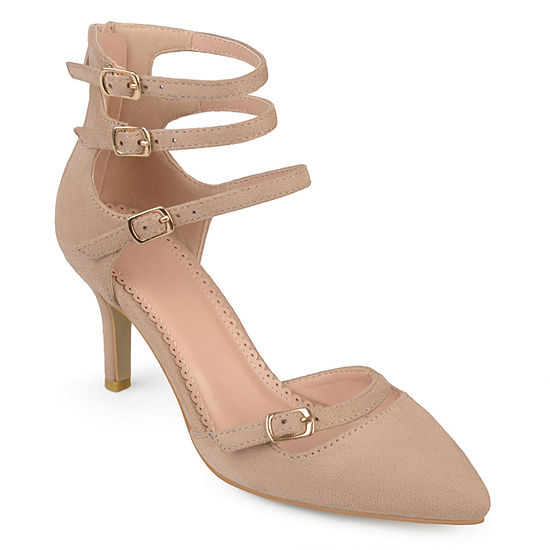 Journee Collection Womens Mariah Pumps Stiletto Heel