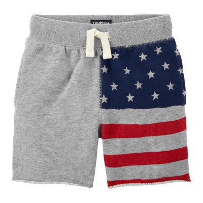 Oshkosh Boys Pull-On Short
