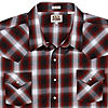 Ely Cattleman Mens Short Sleeve Snap Western Shirt - Big