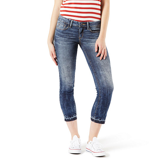 DENIZEN from Levi's Low Rise Jegging Crop - Juniors