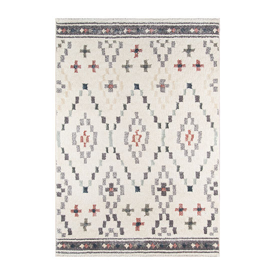 Momeni Lima 10 Shag Rectangular Indoor Rugs