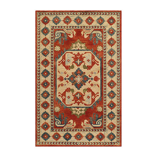 Momeni Tangier 4 Hand Tufted Rectangular Indoor Rugs