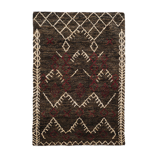 Safavieh Hortense Geometric Rectangular Area Rug