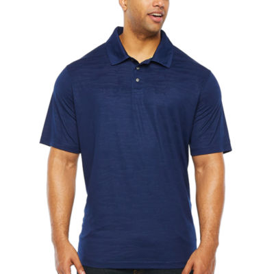 The Foundry Big & Tall Supply Co. Mens Short Sleeve Moisture Wicking T-Shirt-Big and Tall