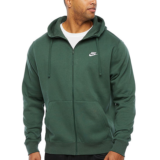 Nike Mens Long Sleeve Embellished Hoodie-Big and Tall