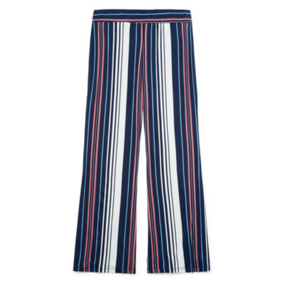 by&by Womens Mid Rise Flare Pull-On Pants-Juniors