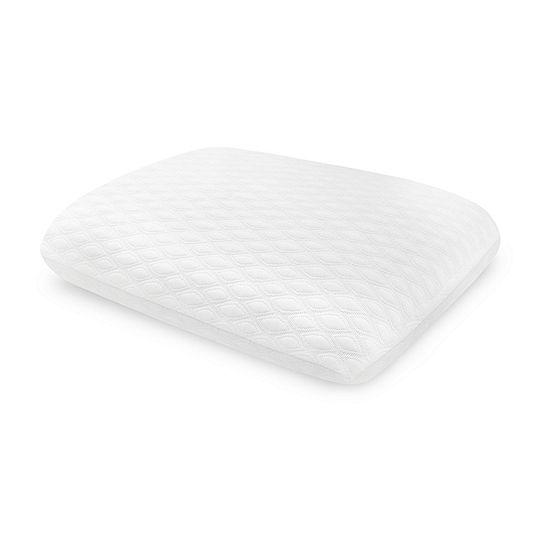 EcoPedic Latex Foam Traditional Medium Density Pillow