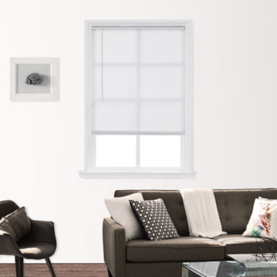 """JCPenney Home 1"""" Cut-to-Width Light-Filtering Mini Blinds"""