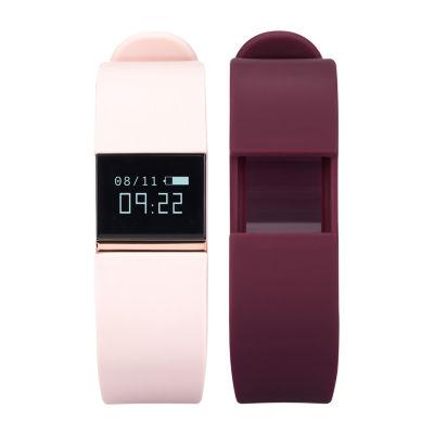 Ifitness Unisex Pink Smart Watch-Ift2742bk668-Bpu