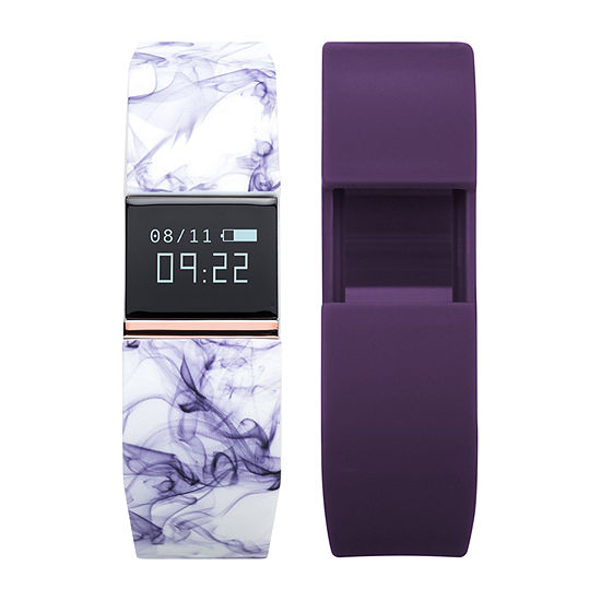 Ifitness Unisex Adult Digital Multicolor Smart Watch-Ift7086rg668-Wpp