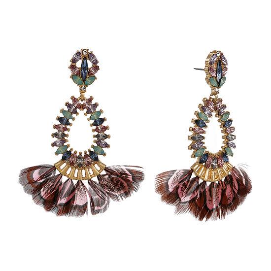 Bijoux Bar Chandelier Earrings