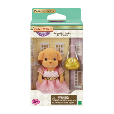 Calico Critters Laura Toy Poodle
