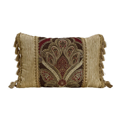 Croscill Classics Bradney Rectangular Throw Pillow