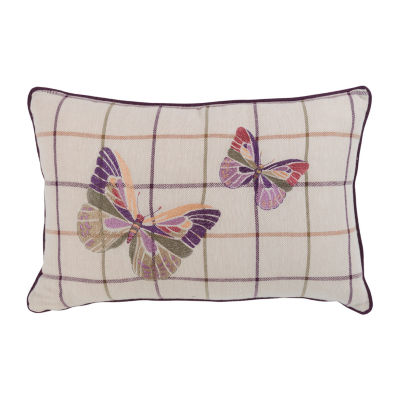 Croscill Classics Delilah 18x12 Boudoir Throw Pillow