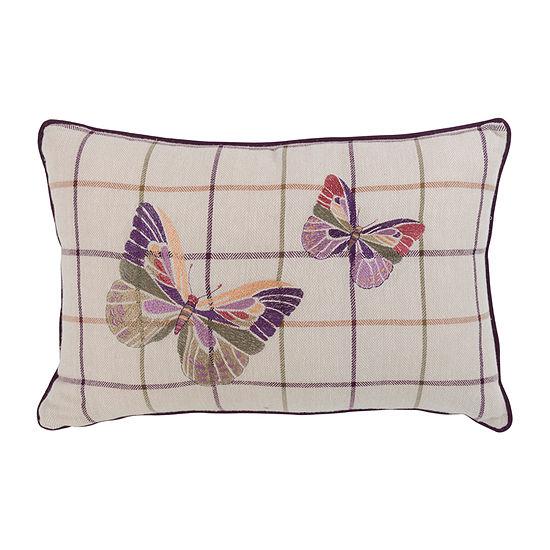 Croscill Classics Delilah Rectangular Throw Pillow