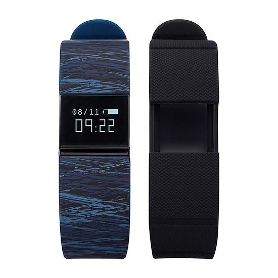 Ifitness Activity Tracker Unisex Multicolor Smart Watch-Ift5497bk668-644