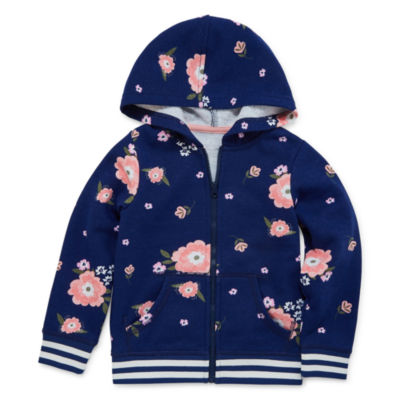 Okie Dokie Girls Hoodie-Toddler